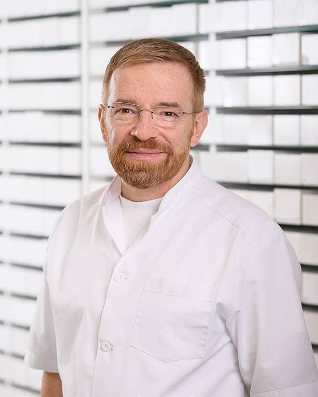Laurent Monnier, orthodontiste