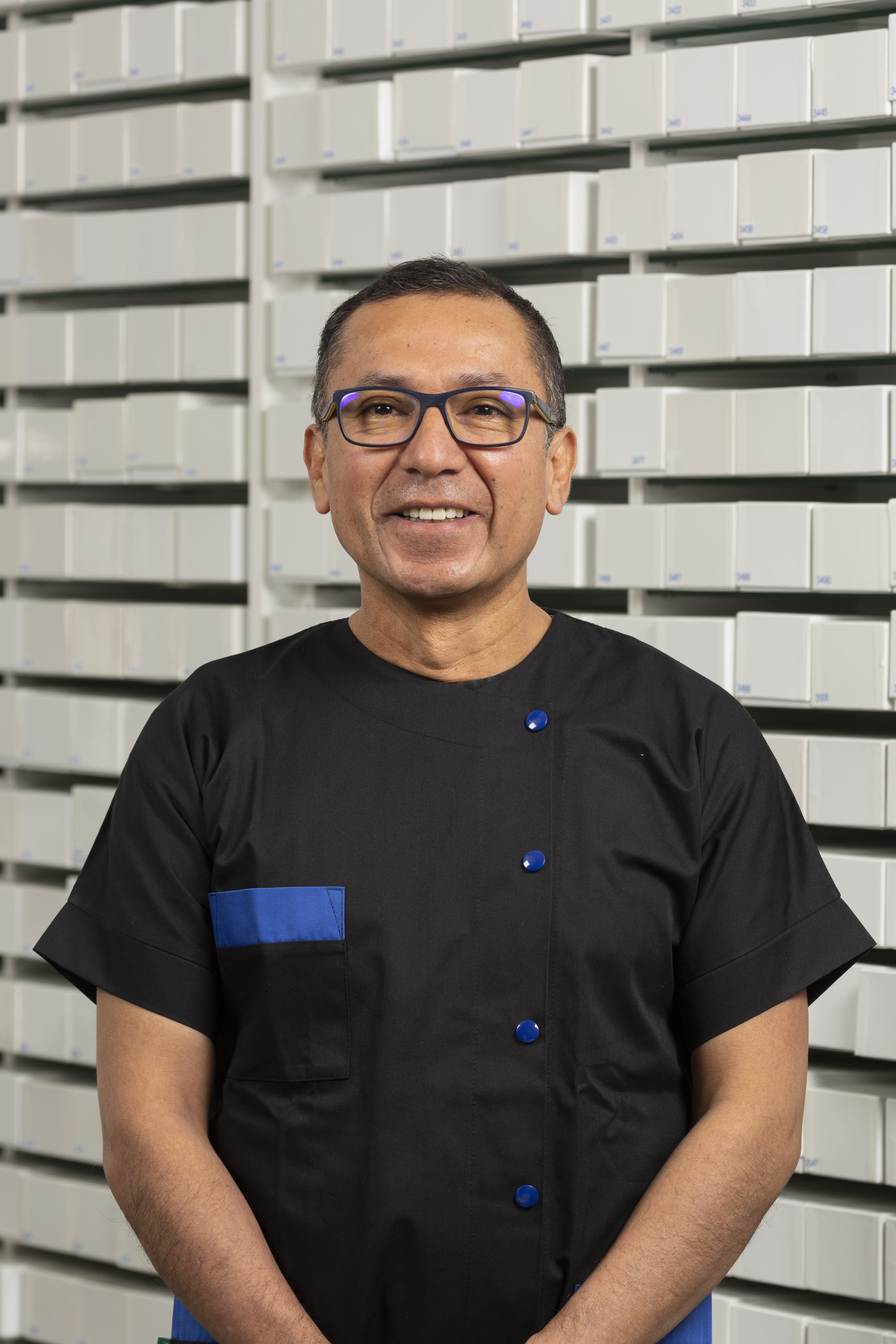 Carlos Saavedra - Technicien dentaire spécialiste en orthodontie