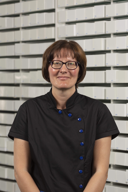 Patricia Vallat - Secrétaire