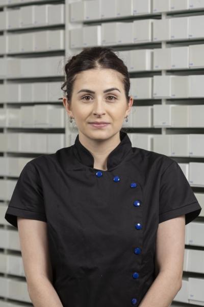 Sabrina Ribeiro Carlos - Assistante en prophylaxie