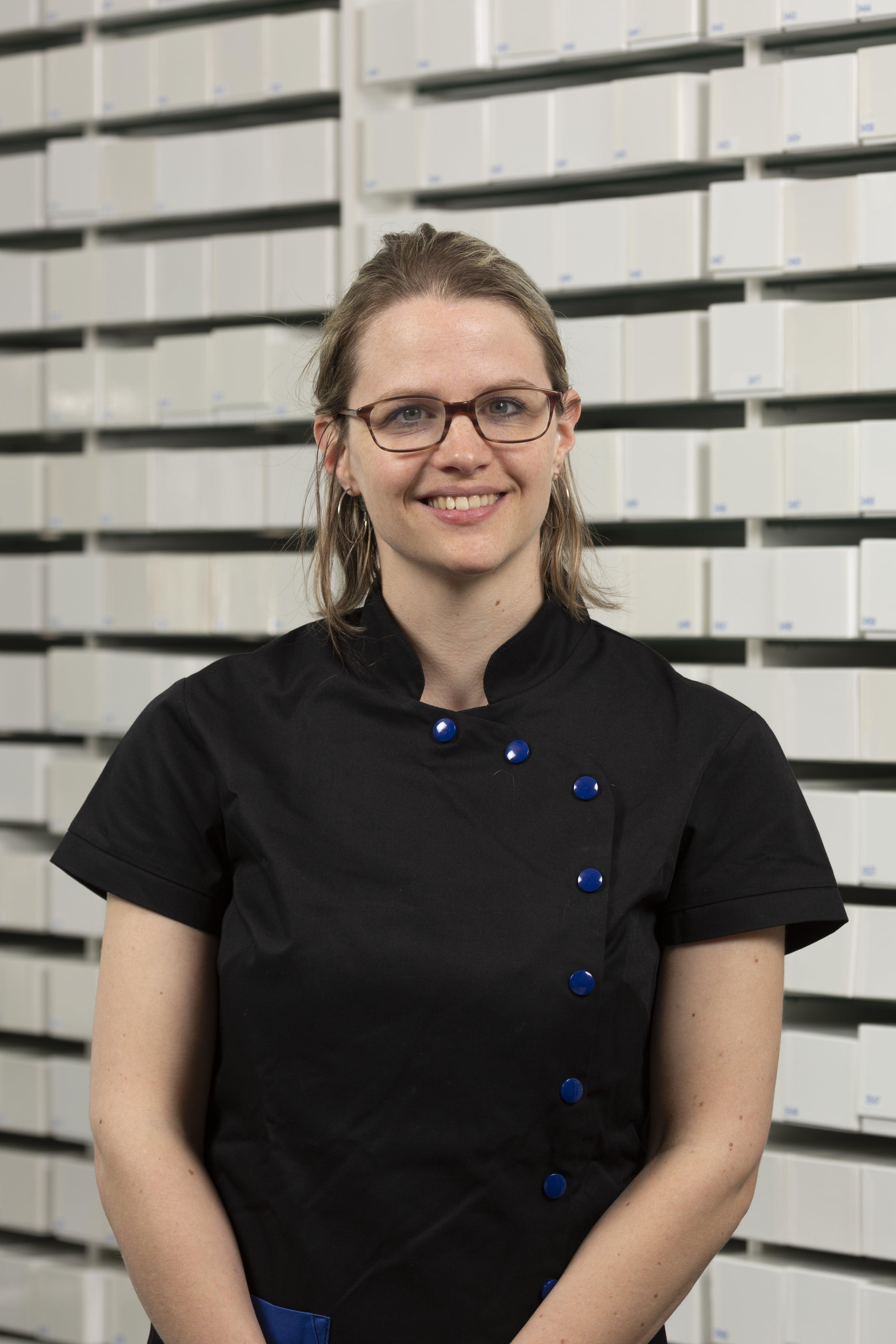 Salia Brulhardt - Assistante dentaire